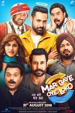 Image Mar Gaye Oye Loko (2018) Full Movie Watch Online HD Print Free Download