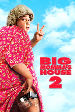 Official movie poster for Big Momma
