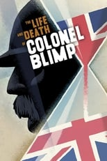 The Life and Death of Colonel Blimp (1943) Box Art