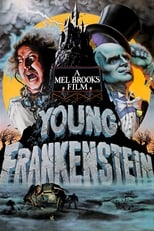 Official movie poster for Young Frankenstein (1974)