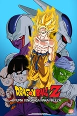 Dragon Ball Z: Uma Vingança para Freeza (1991) Torrent Dublado