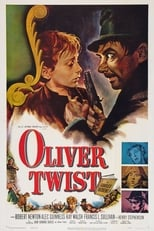Oliver Twist (1948) Box Art