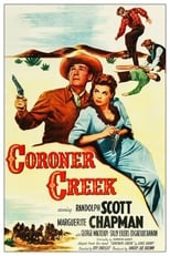 Coroner Creek (1948) Box Art
