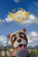 Poster for Sgt. Stubby: An American Hero