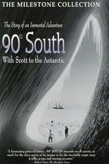 90 Degrees South (1933) box art