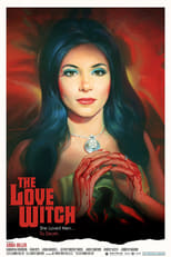 The Love Witch (2016) box art