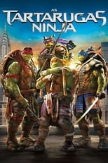 As Tartarugas Ninja (2014) Torrent Dublado e Legendado