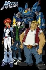 Megas XLR 1ª Temporada Completa Torrent Dublada