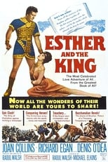 Esther and the King poster