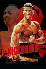 Kickboxer (1989) Box Art