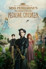 Official movie poster for Miss Peregrine