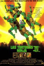 VER Las tortugas ninja III (1993) Online Gratis HD