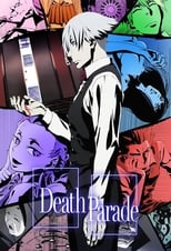 Poster anime Death ParadeSub Indo