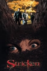 Official movie poster for Stricken (1998)