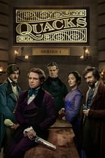 Quacks 1ª Temporada Completa Torrent Legendada