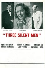 Three Silent Men (1940) box art