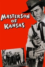 Masterson Of Kansas (1954) Box Art