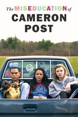 Poster van The Miseducation of Cameron Post