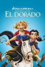 Der Weg nach El Dorado: Tulio und Miguel, zwei glücklose spanische Gauner, sind mal wieder auf der Flucht. Mit im Gepäck haben sie eine Schatzkarte, die sie direkt nach El Dorado führen soll. Deshalb schmuggeln sich die beiden Freunde mit ihrem cleveren Pferd Altivo auf Captain Cortez' Schiff und gelangen so in die Neue Welt. Dort schlagen sie sich durch den Dschungel und stoßen dabei tatsächlich auf die sagenhafte Goldstadt, wo sie kurzerhand zu Göttern erklärt werden. Was sie nicht ahnen: Hohepriester Tzekel-Kan missbraucht die zwei für einen finsteren Plan...