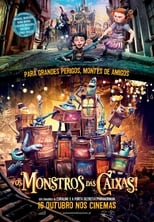 Os Boxtrolls (2014) Torrent Dublado e Legendado