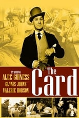 The Card (1952) Box Art