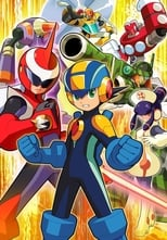 MegaMan NT Warrior 1ª Temporada Completa Torrent Dublada