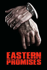 Official movie poster for Eastern Promises (2007)