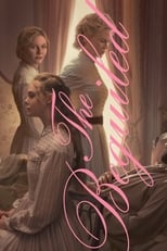 Official movie poster for The Beguiled (2017)