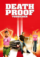 Filmposter Death Proof - Todsicher