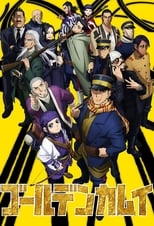 Golden Kamuy 2ª Temporada Completa Torrent Legendada