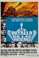 VER La batalla de las Ardenas (1965) Online Gratis HD