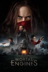 Image Mortal Engines – Mașinării infernale (2018)