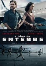 7 días en Entebbe / 7 Days in Entebbe (2018)