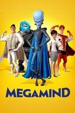 Megamind (2010) Box Art