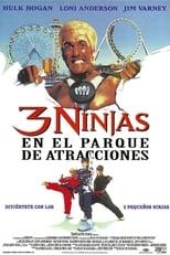 3 Ninjas en el Parque de Atracciones