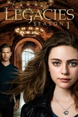 Legacies 1ª Temporada Completa Torrent Legendada