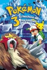 VER Pokémon 3: El hechizo de los Unown (2000) Online Gratis HD