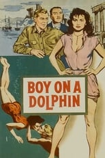 Boy on a Dolphin (1957) Box Art