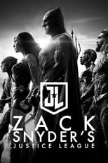 Poster Image for TV Show - Zack Snyder's Justice League