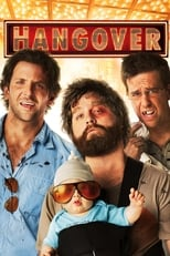 Official movie poster for The Hangover (2009)