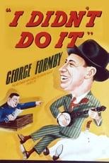 I Didn't Do It (1945) Box Art