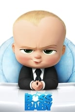 Poster van The Boss Baby