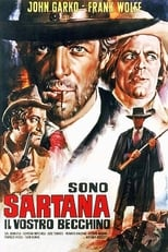 I Am Sartana Your Angel Of Death (1969) Box Art