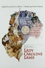 Lady Caroline Lamb (1972) Box Art