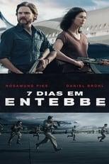 7 Dias em Entebbe (2018) Torrent Dublado e Legendado