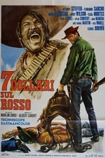 Seven Dollars On The Red (1966) Box Art