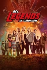 Lendas do Amanhã 6ª Temporada Completa Torrent Legendada