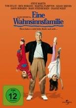Eine Wahnsinnsfamilie: Familienkomödie aus dem Jahr 1989, die zeigt, wie schwer das Elterndasein sein kann. Steve Martin und Dianne West spielen die Hauptrollen als Eltern dreier Kinder, die jeder für sich andere Probleme machen und die Eltern zu einer Gratwanderung zwischen freier Erziehung und Regeln zwingen.