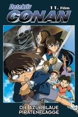Detektiv Conan - Die azurblaue Piratenflagge