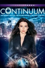 Continuum 3ª Temporada Completa Torrent Dublada e Legendada